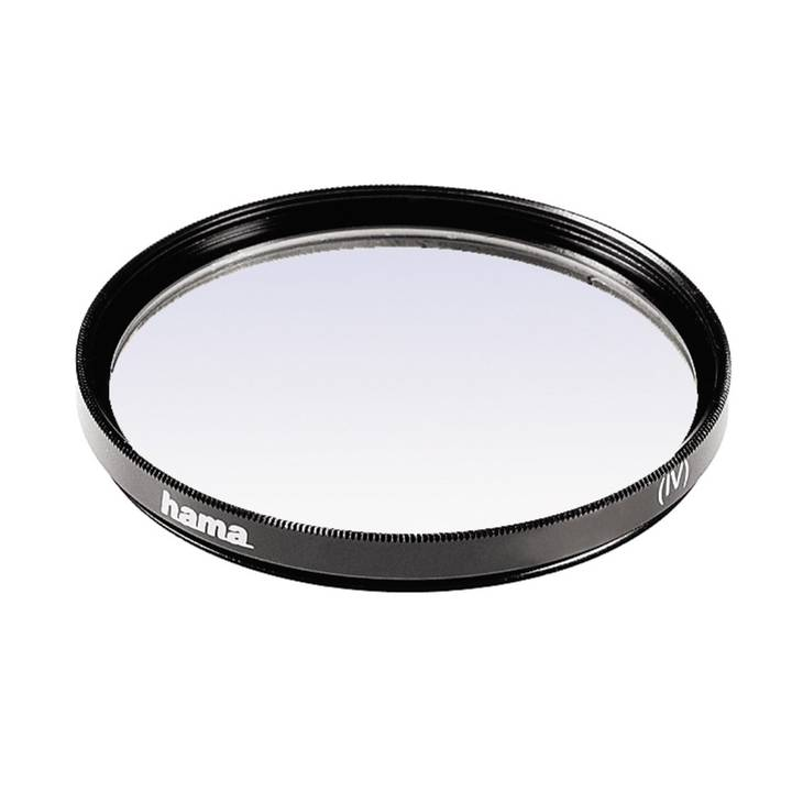 HAMA UV Filter UV-390 (O-Haze), 58 mm