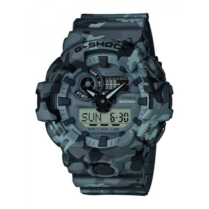 Casio G-Shock GA-700CM-8AER Super-Illumi