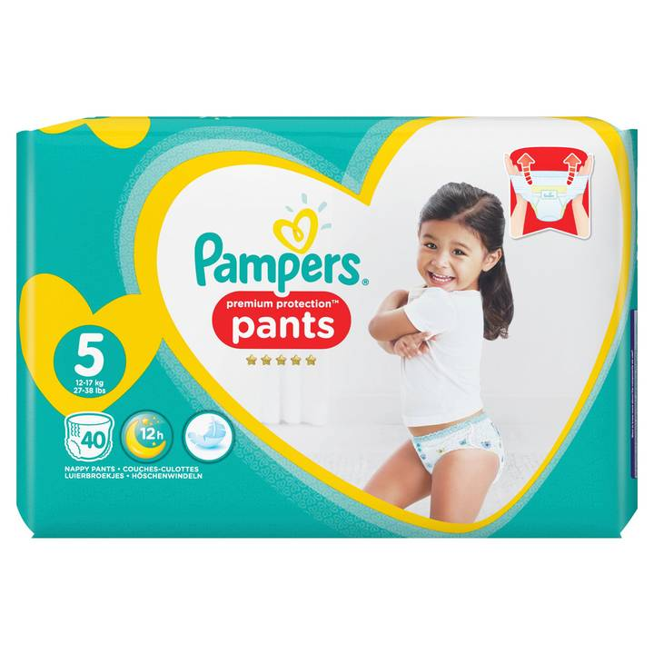 Pampers Premium Protection Pants Gr.5Jun