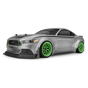 HPI RS4 Sport 3 Mustang Spec 5 RTR