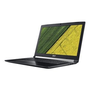 "ACER Aspire 7 A717-71G-726J, 17.3"", Core i7 7700HQ, 32 GB RAM, 512 GB SSD + 1 TB HDD"