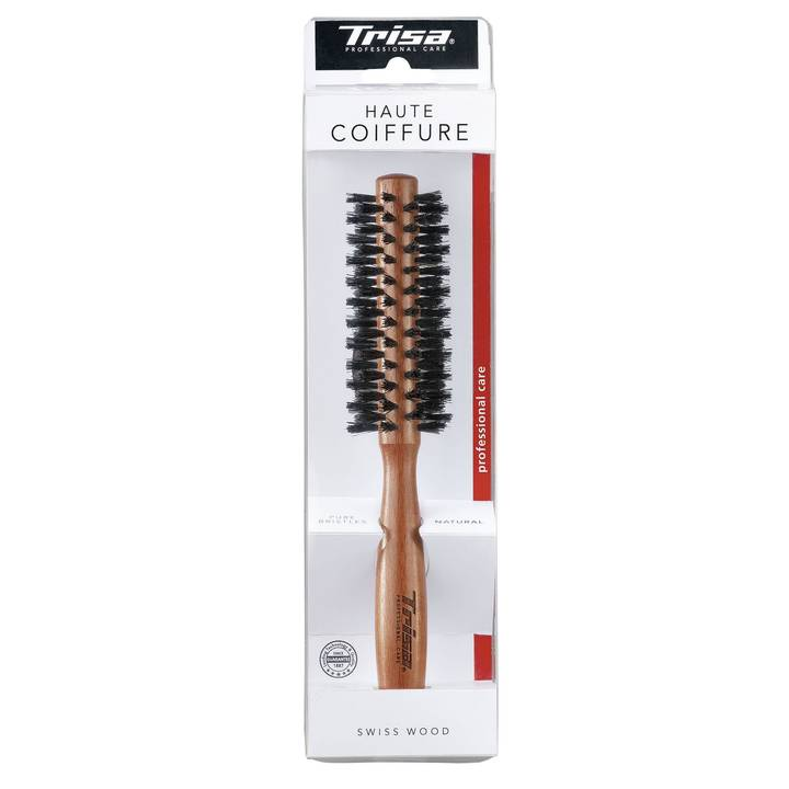 TRISA Haute Coiffeure Natural Small