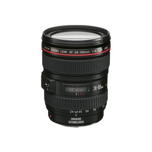 CANON EF 24 mm - 105 mm f/4.0 L IS