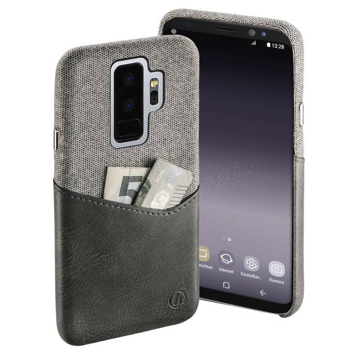 Cover Gentle für Samsung Galaxy S9+, Hel