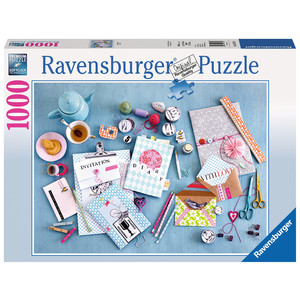 RAVENSBURGER Puzzle Do it Yourself 1000 Teile