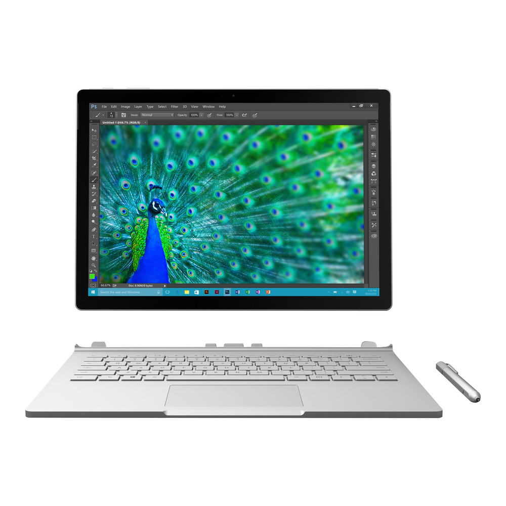 "MICROSOFT Surface Book, 13,5"", i7, 16 GB RAM, 1 TB SSD"