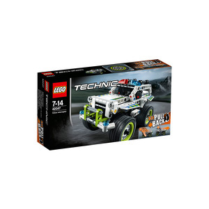 LEGO Technic Polizei-Interceptor (42047)