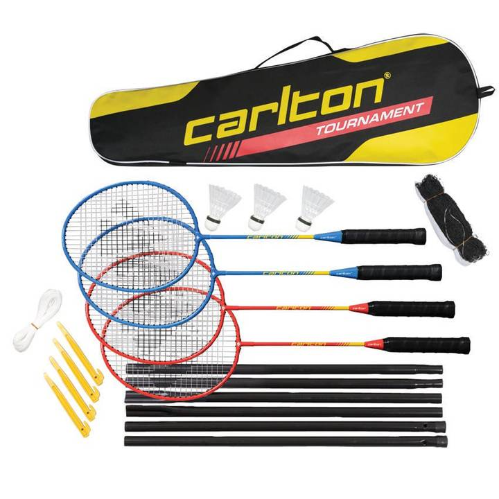 Carlton Badminton Tour 4-Player Set besp