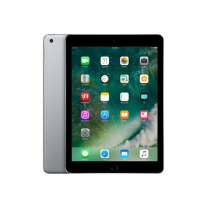 "APPLE iPad Wi-Fi, 9.7"", 128 GB, Space Grey"