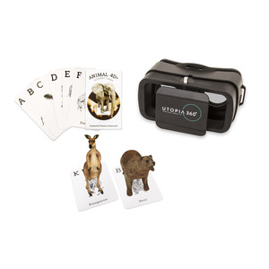 RETRAK 4D+ Animal Zoo