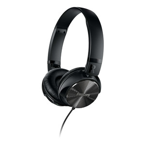 PHILIPS On-Ear Kopfhörer SHL3850NC/00 Black