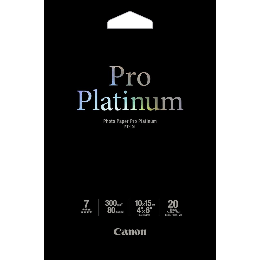 CANON Photo Paper Pro Platinum PT-101