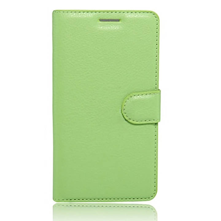 EG Mornrise Wallet Case für OPPO F3 Plus - Grün