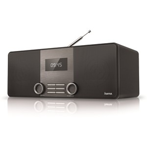HAMA Digitalradio DR1510, Black