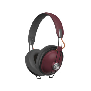 PANASONIC Over Ear Bluetooth RP-HTX80B Red