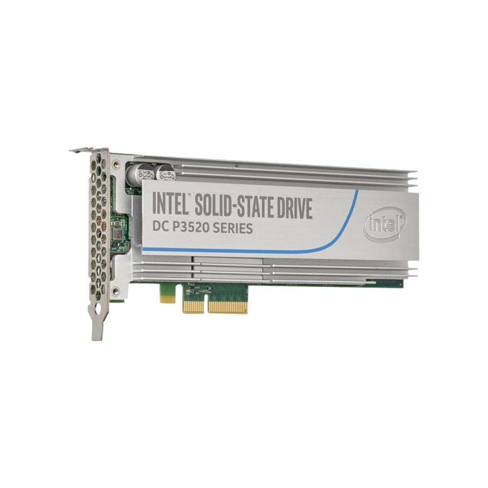 Intel® SSD DC P3520 Series (1.2TB, 1/2 H