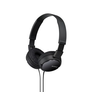 SONY Over-Ear Kopfhörer MDRZX110B.AE Black