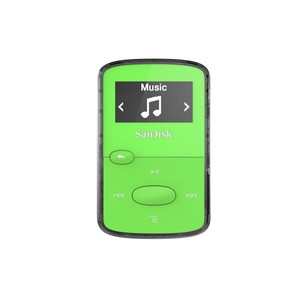 SANDISK MP3-Player Clip Jam 8GB Green