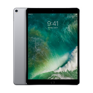 "APPLE iPad Pro Wi-Fi + Cellular, 10.5"", 256 GB, Space Grey"