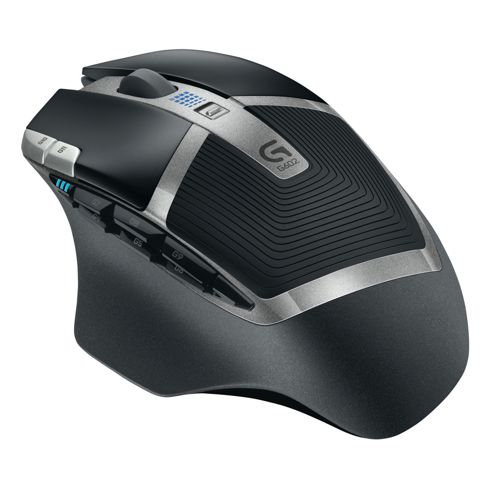 LOGITECH G602 Wireless Gaming Mouse - 2.