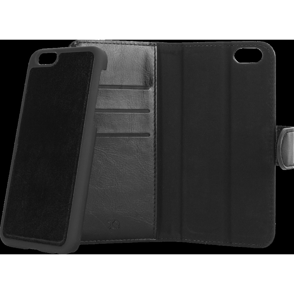 XQISIT Slim Wallet Flip-Cover