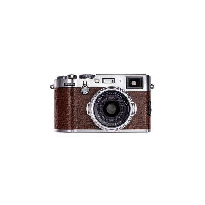 FUJIFILM X100F Brown