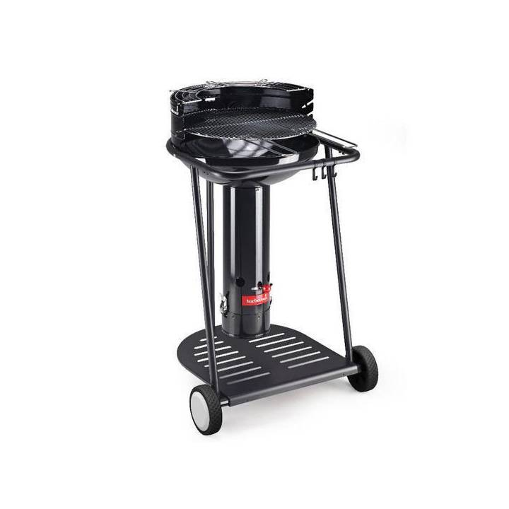 BARBECOOK Holzkohlegrill MAJOR GoBlack