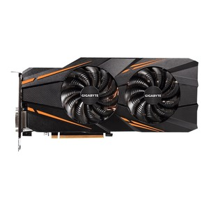 GIGABYTE GeForce GTX 1070 WINDFORCE OC 8 GB