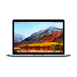 "APPLE MacBook Pro 13"" Retina Space Grau, i7, 8 GB RAM, 512 GB Flash"