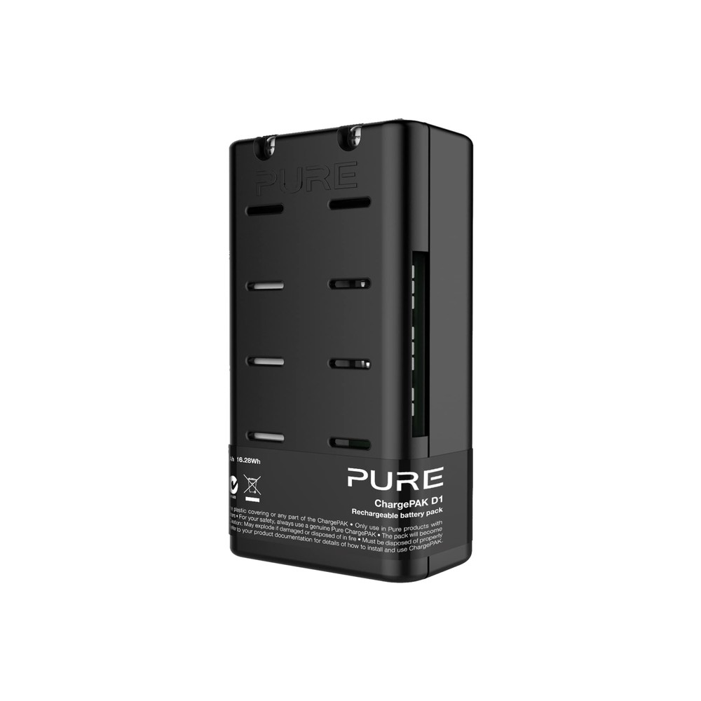 PURE ChargePAK D1