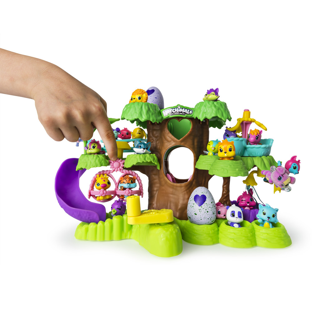 SPINMASTER Hatchimals Playset The Hatchery