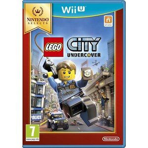 Selects-Lego City Undercover