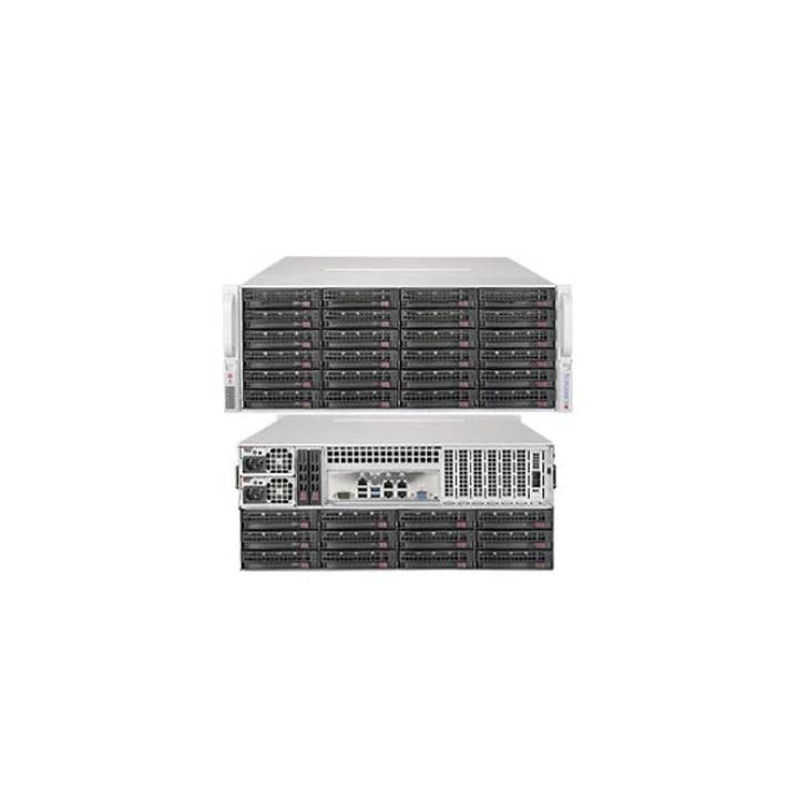 SUPER MICRO SuperStorage 6049P-E1CR36H, Rack-Montage, keine CPU, 0 GB , 0 GB