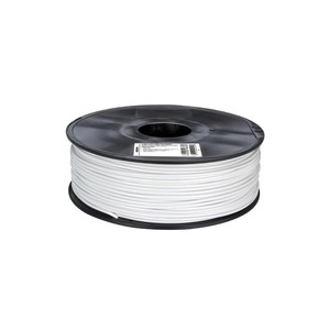 VELLEMAN Filament ABS 1,75 mm, White, ABS175W1
