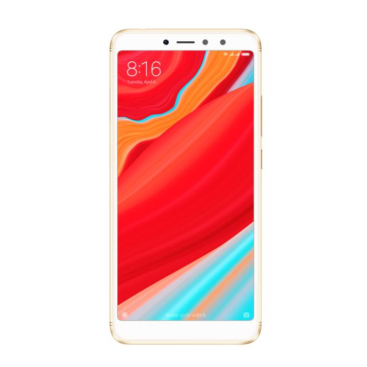 XIAOMI Redmi S2 (E6), 32 GB, Dual-SIM, Gold, Global Version