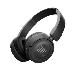 JBL On-Ear Kopfhörer T450BT Black
