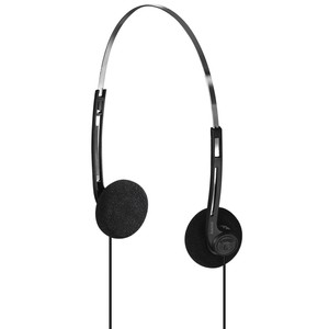 HAMA On-Ear Kopfhörer Basic4Music Black