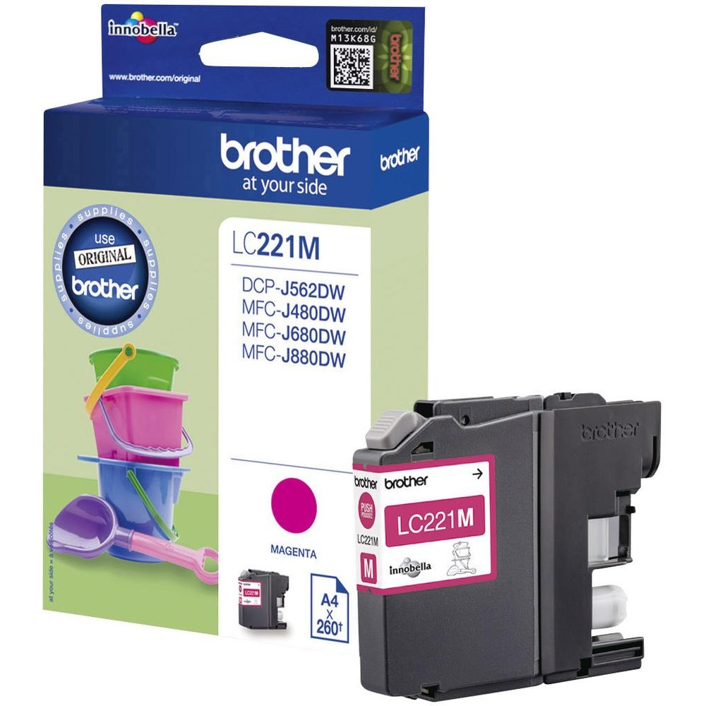 BROTHER LC221M