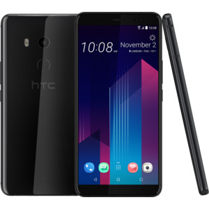 HTC U11+ 128 GB Dual SIM Black