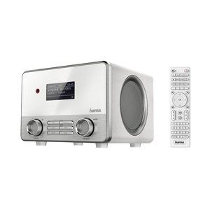 HAMA Internetradio IR111, White