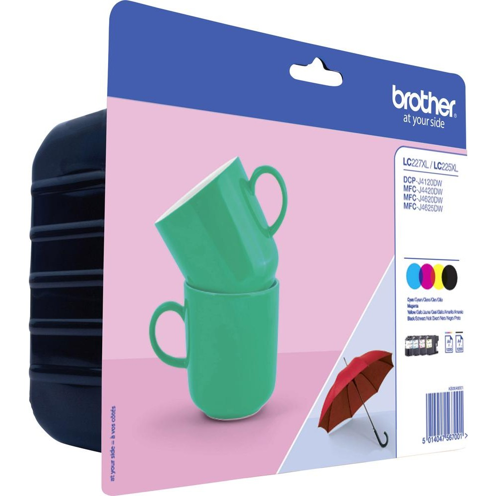 BROTHER 227XL Value-Pack