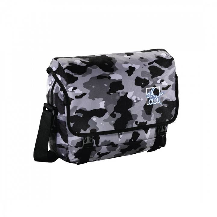 ALL OUT Schultertasche Barnsley Camouflage