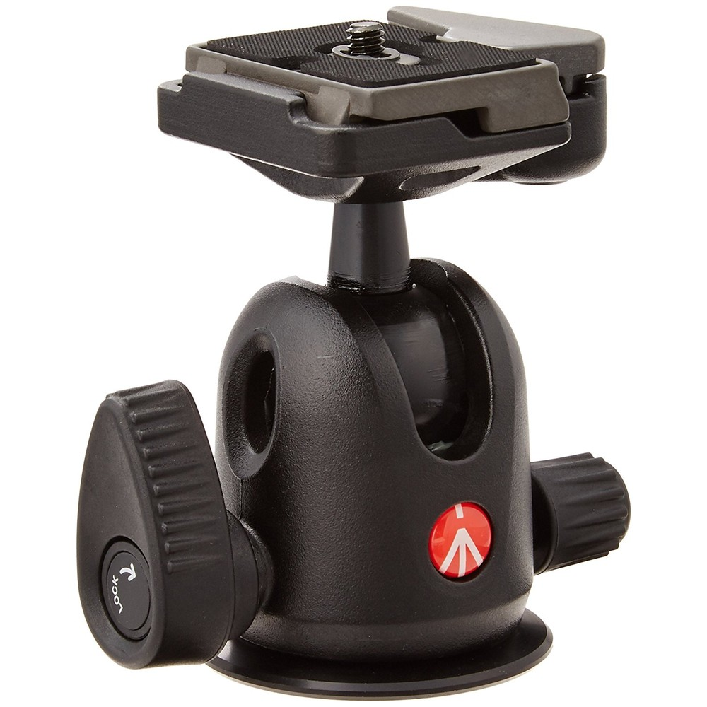 MANFROTTO Stativ Compact Kugelkopf 496RC2