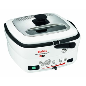 TEFAL Fritteuse Versalio Deluxe 9-in-1