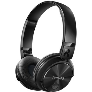 PHILIPS On-Ear Kopfhörer SHB3060BK/00 Black