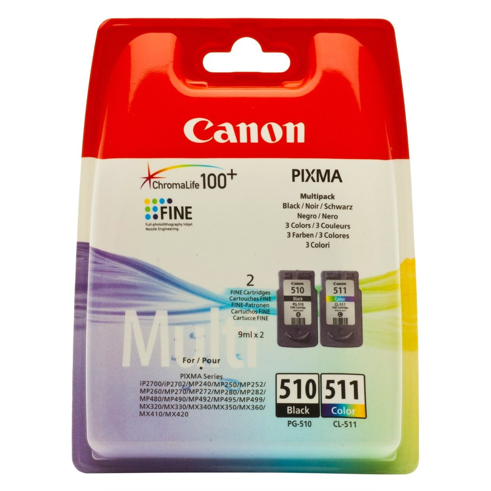 CANON 510 / CL-511 Multi pack