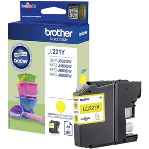 BROTHER LC221Y