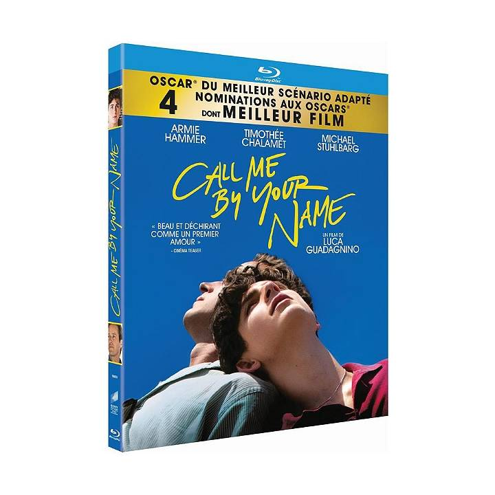 Call me by your name (FR)