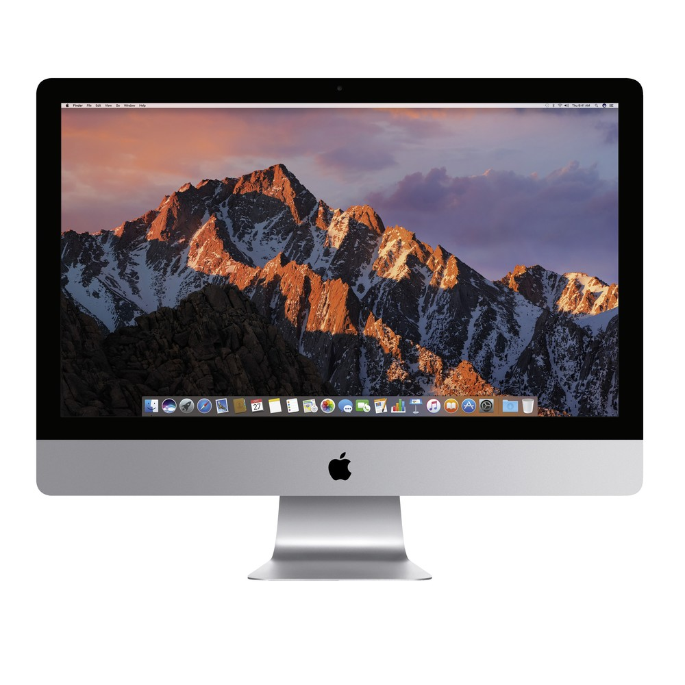 "APPLE iMac 21.5"", i5, 1 TB HDD, Silver"