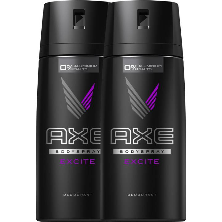 AXE Excite 150ml Männer Spray-Deodorant 150ml
